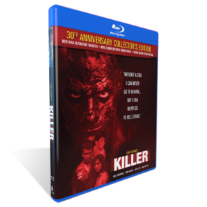 KILLER BluRay 2018, Tony Elwood