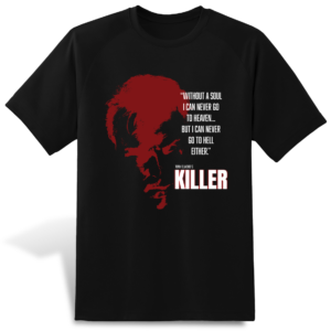 Killer, Killer T-Shirt, Tony Elwood's Killer