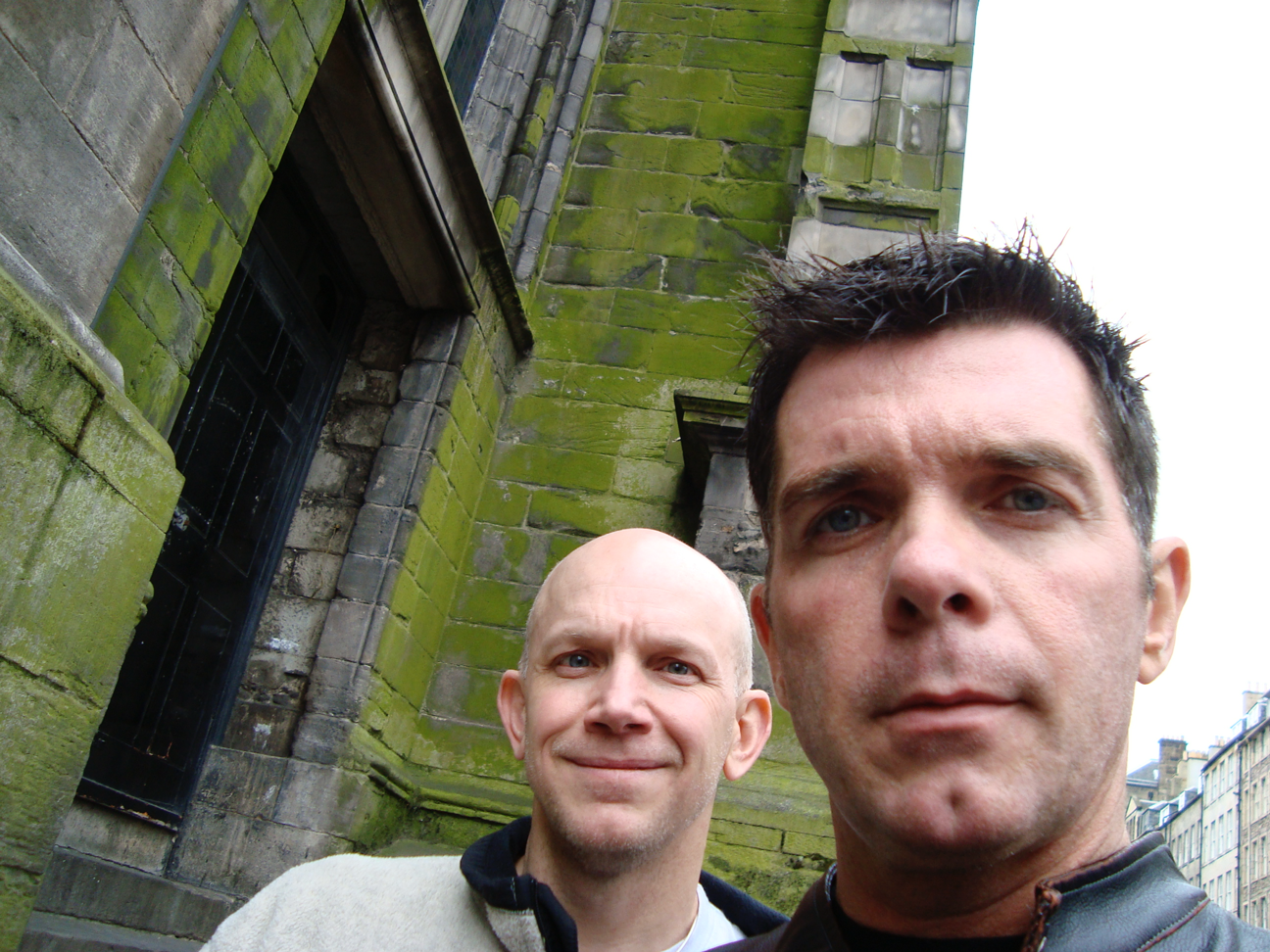Paul Barrett, Tony Elwood, Scotland, Dead by Dawn, Dead by Dawn Film Festival, Cold Storage