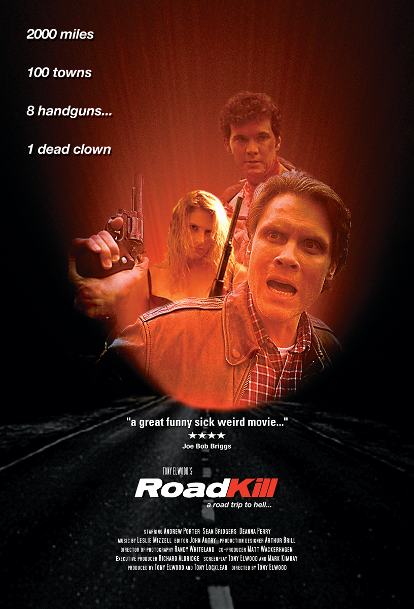 Roadkill, Tony Elwood, Sean Bridgers, Nick Searcy, Horror, Thriller, Serial Killer