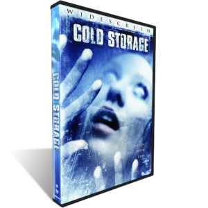 Cold Storage, Cold Storage DVD, Tony Elwood's Cold Storage, Joelle Carter, Nick Searcy, Matt Keeslar, Lionsgate, horror, thriller