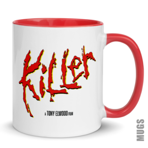 SansPerf Mugs, Killer Mug, Roadkill Mug