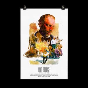 COLD STORAGE Movie Poster